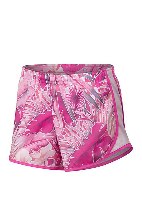 Girls 7-16 Dri-Fit Tempo Printed Shorts