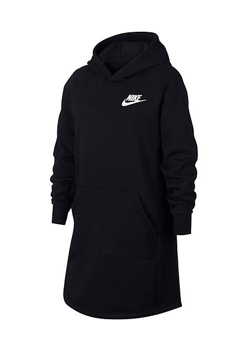 Nike® Girls 7-16 Long Sleeve Dress