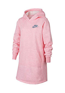 Nike® Girls 7-16 Long Sleeve Dress