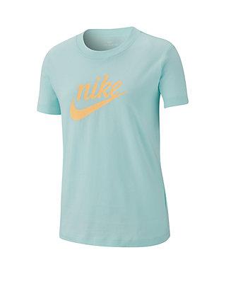 7921be2e Nike® Girls 7-16 Logo T Shirt | belk