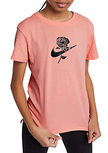 Nike® Girls 7-16 Sportswear T-Shirt