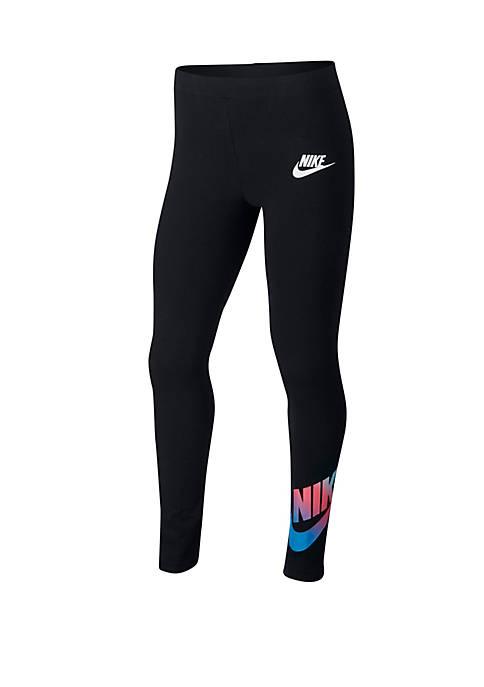 Nike® Girls 7-16 Futura Logo Leggings