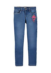 Toddler Girls Fashion Denim Jeans