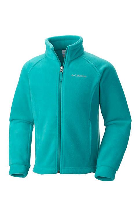 Girls 4-6x Benton Springs Fleece Jacket