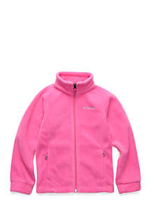 Columbia Girls 4-6x Benton Springs Fleece