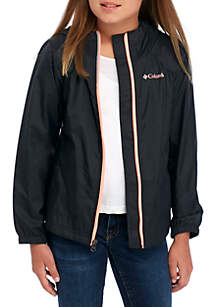 Switchback Rain Jacket Girls 7-16