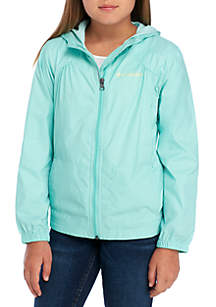 Switchback Rain Jacket Girls 7-16