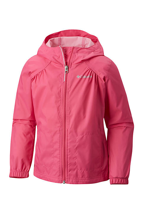 Columbia Girls 4-6x Switchback Rain Jacket