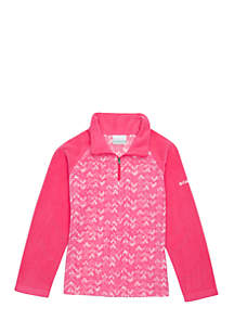 Columbia Glacial II Printed Fleece Girls 7-16