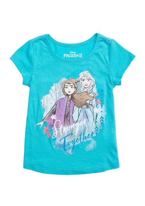 Disney® Frozen Toddler Girls Frozen 2 Graphic T-Shirt