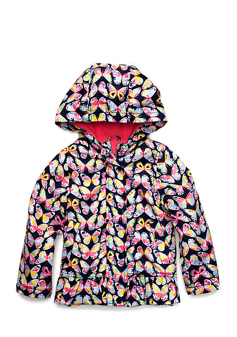 Carter's® Toddler Girls Fleece Lined Print Jacket
