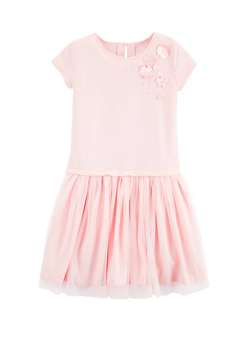 Carter's® Girls 4-8 Tutu Jersey Dress