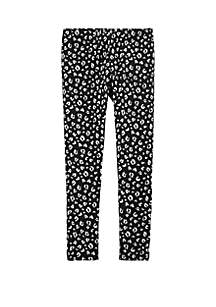 Carter's® Girls 4-8 Leopard Leggings