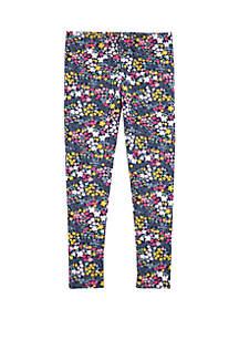 Carter's® Girls 4-8 Floral Leggings