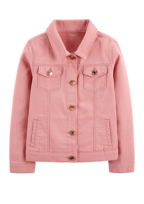 Carter's® Girls 4-8 Twill Jacket