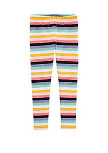 Carter's® Girls 4-8 Striped Leggings