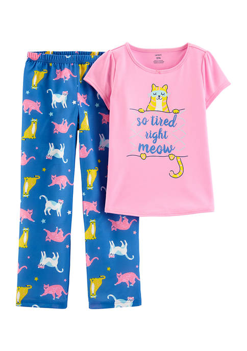 Girls 4-16 Pajama Set