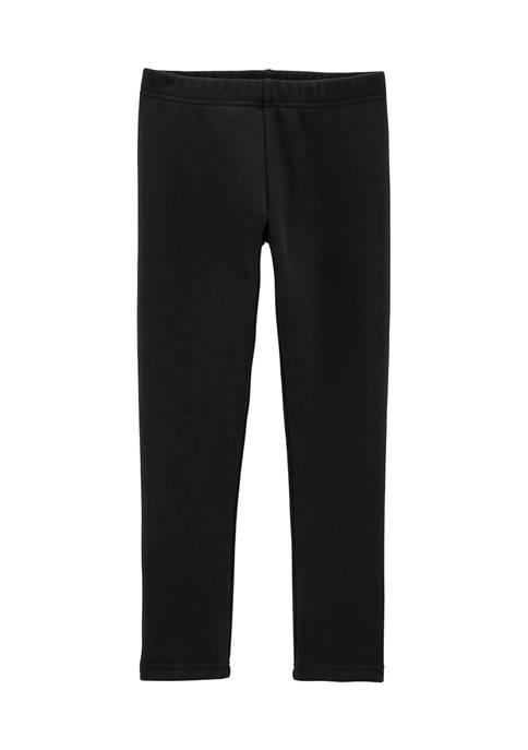Carter's® Girls 4-6x Cozy Fleece Lined Leggings