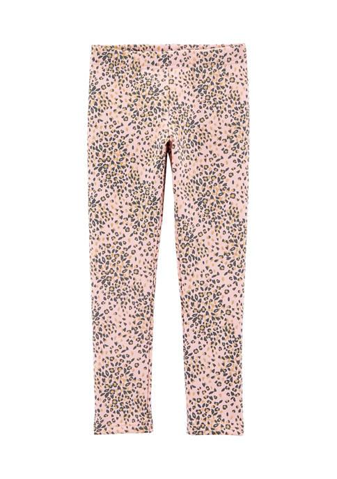 Carter's® Girls 4-6x Leopard Leggings