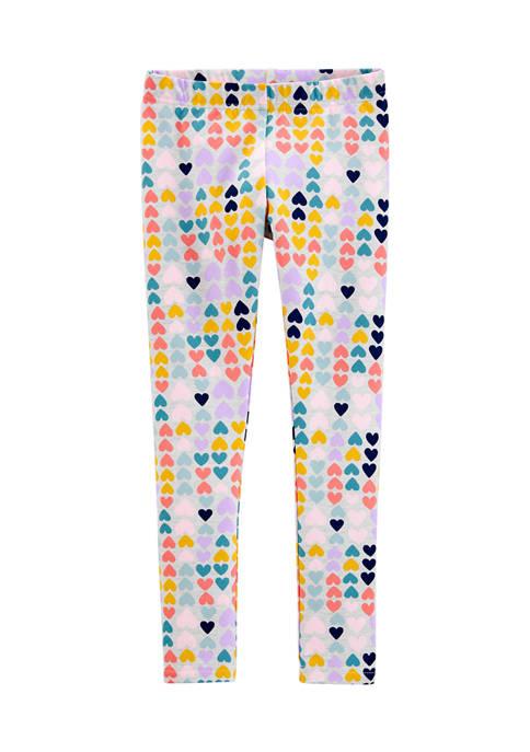 Carter's® Girls 4-8 Dot Leggings