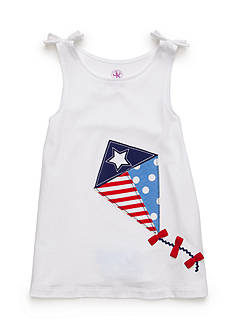 J. Khaki® Kite Tank Top Girls 4-6x