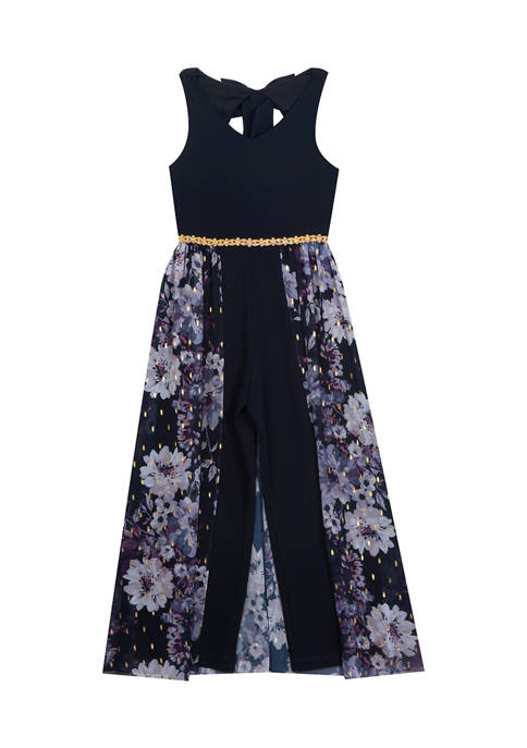 Rare Editions Girls 7-16 Sleeveless Midi Dress