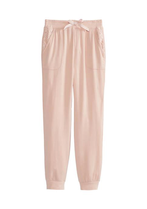 Girls 7-16 Jogger Pants