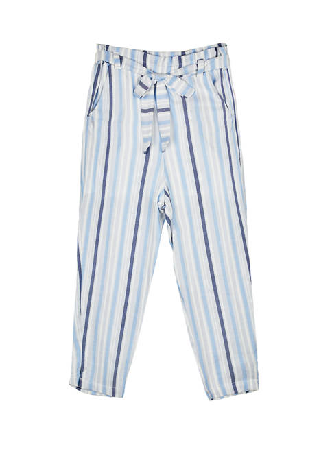 Amy Byer Girls 7-16 Stripe Pants