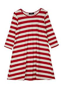 Girls 7-16 Holiday Dress
