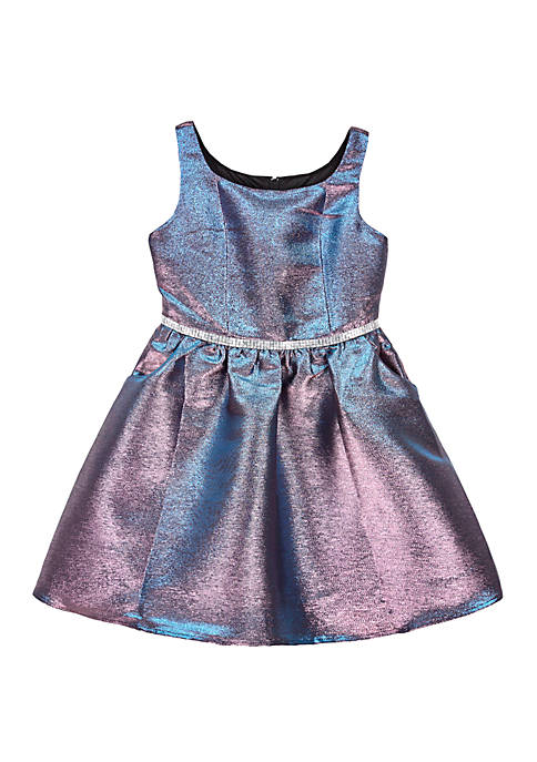 Amy Byer Girls 7-16 Allover Sparkle Shimmer Skater