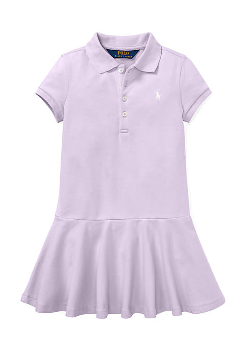 Ralph Lauren Childrenswear 6 SS STRETCH MESH POLO