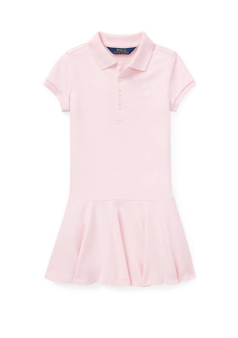 Ralph Lauren Childrenswear Girls 4-6x Short Sleeve Polo