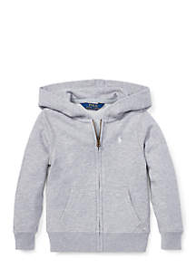 Girls 4-6x French Terry Hoodie