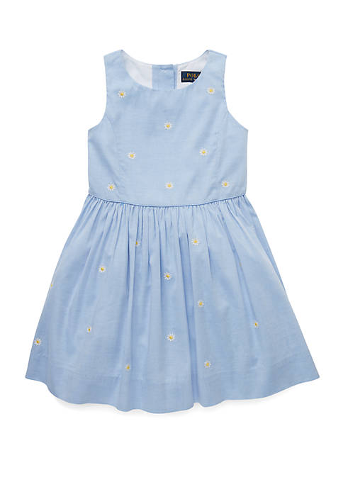 Ralph Lauren Childrenswear Girls 4-6x Daisy Fit and