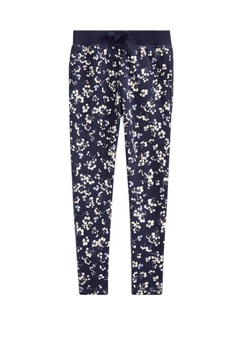 Ralph Lauren Childrenswear Girls 4-6x Floral Cotton French