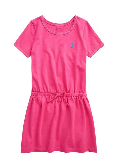 Ralph Lauren Childrenswear Girls 4-6x Cotton Jersey T-Shirt