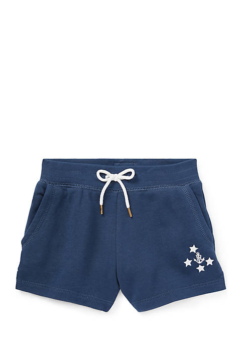 Ralph Lauren Childrenswear Girls 7-16 Star French Terry