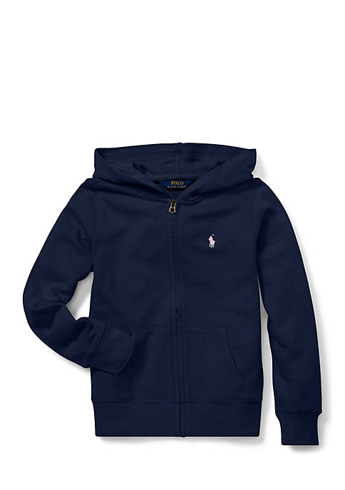 Girls 7-16 French Terry Hoodie