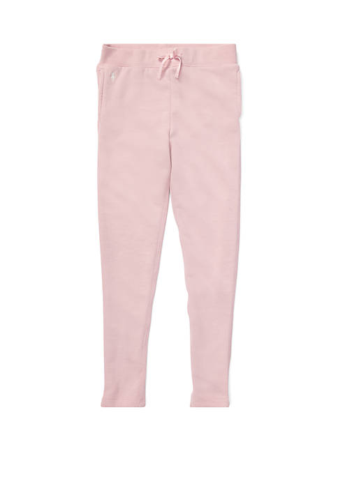 Ralph Lauren Childrenswear Girls 7-16 French Terry Legging