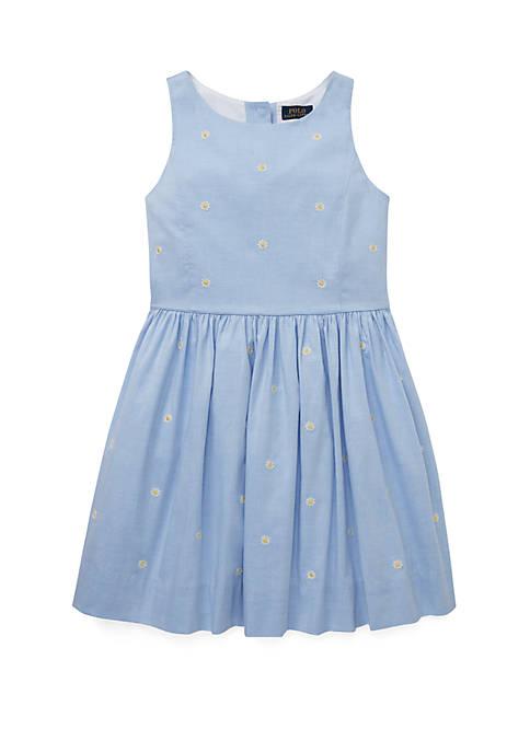 Ralph Lauren Childrenswear Girls 7-16 Daisy Fit and