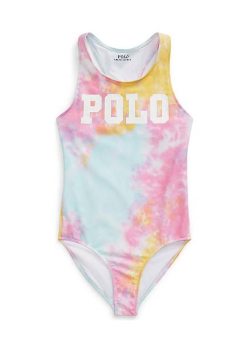 Ralph Lauren Childrenswear Girls 7-16 Tie Dye One