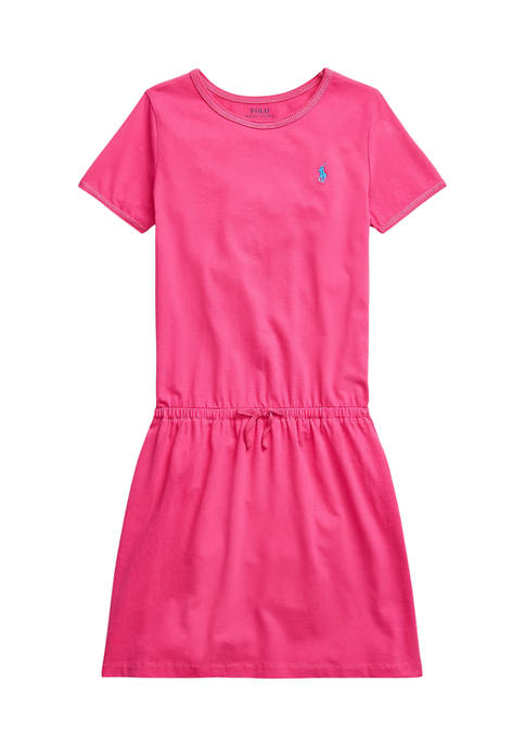 Ralph Lauren Childrenswear Girls 7-16 Cotton Jersey Tee