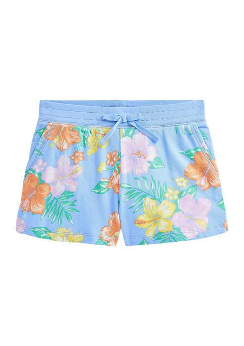 Ralph Lauren Childrenswear Girls 7-16 Floral Spa Terry