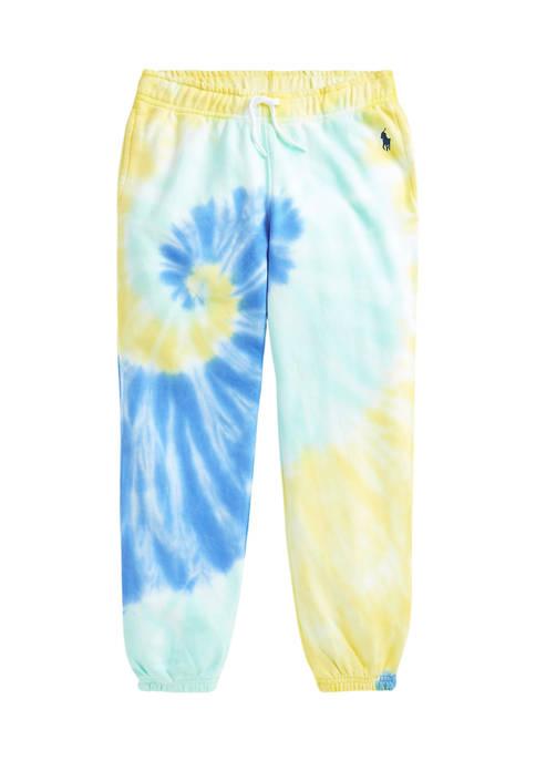 Ralph Lauren Childrenswear Girls 7-16 Tie Dye Cotton