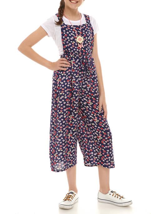 Belle du Jour Girls 7-16 Womens Short Sleeve