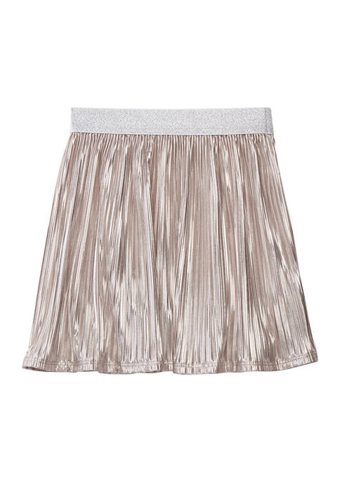 Girls 7-16 Shimmer Skirt