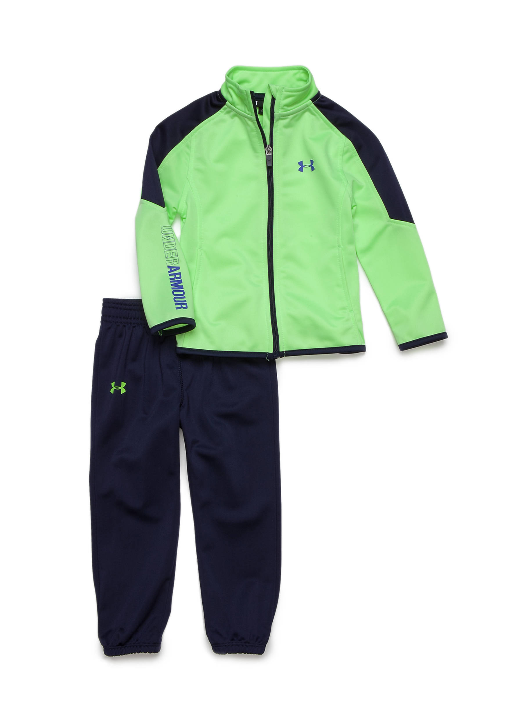 d38dac47e9 Under Armour® 2-Piece Track Jacket and Pants Set Girls 4-6x