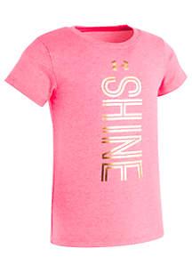 Girls 4-6x Shine Short Sleeve Tee