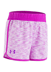 Under Armour® Girls 2-6x Record Breaker Shorts