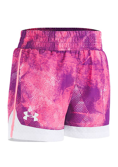 Under Armour® Girls 2-6x Slux Sprint Shorts